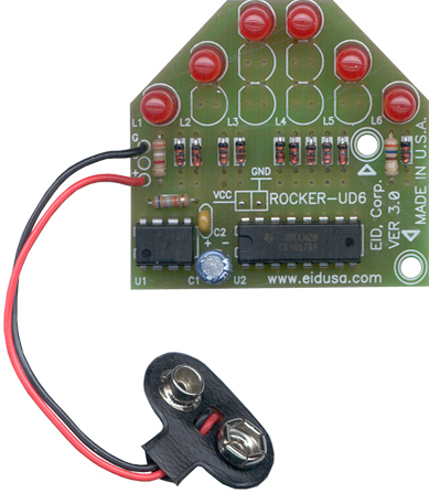 Electronic kits arrower l10 arrow like running leds do it yourself diy and enjoy your kit solutioingenieria Gallery