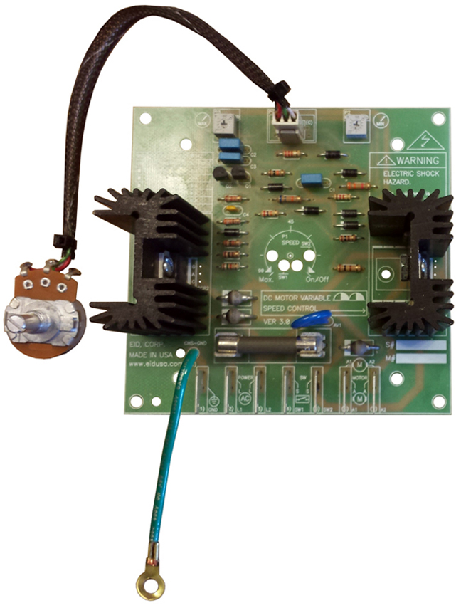 Interface Board Industrial Variable Dc Motor Control Module