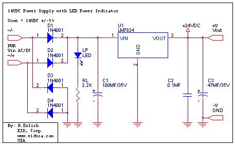 Electronic Kits 24vdc
