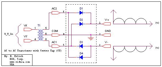 Electronic Kits diode bridge